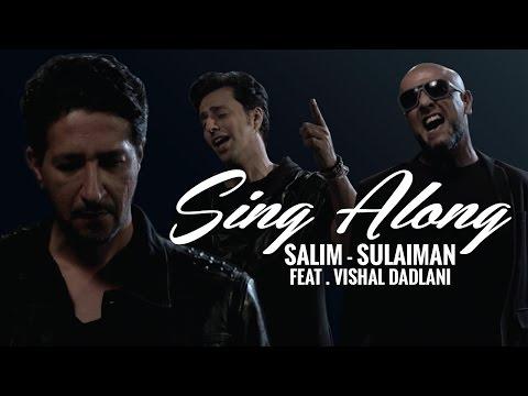 Broken World | Salim-Sulaiman | Feat. Vishal Dadlani | Lyric Video 2016
