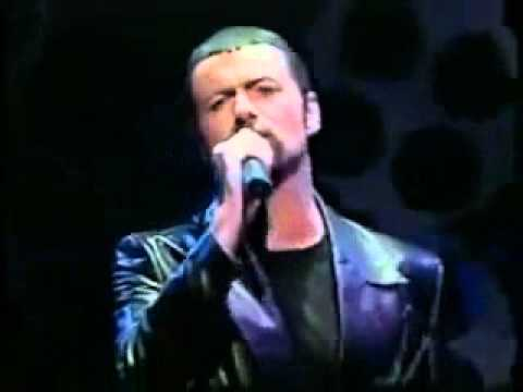 George Michael - Baby Can I Hold You (Live)