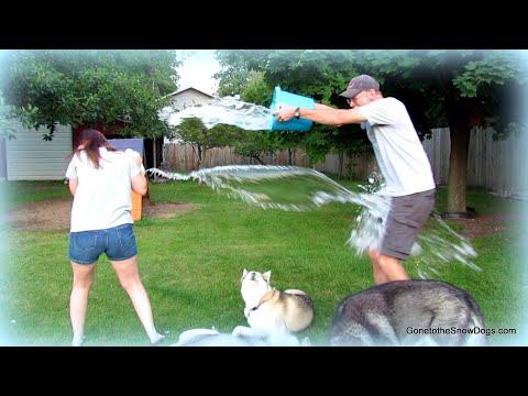 ALS #IceBucketChallenge HUSBAND AND WIFE
