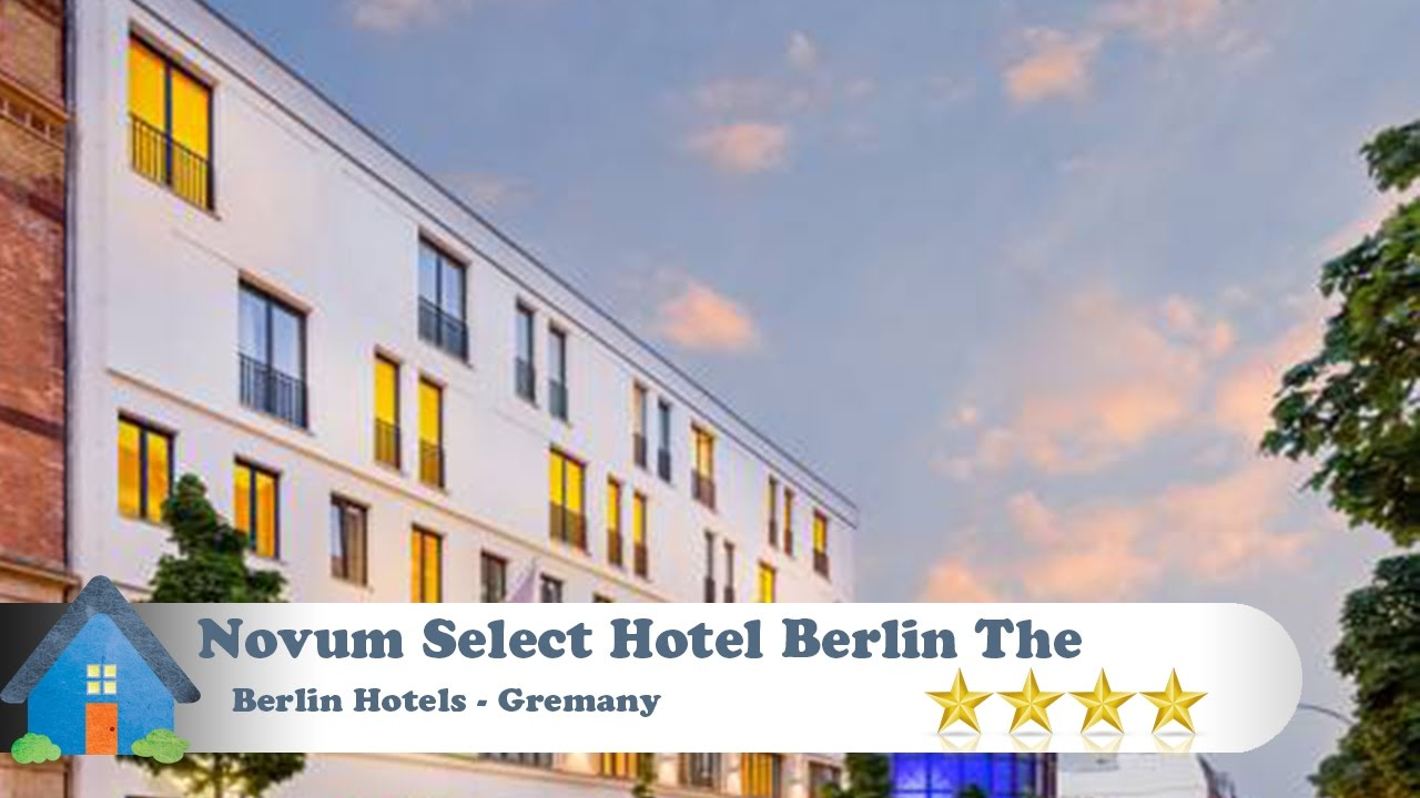 Novum Select Hotel Berlin The Wall Hotels Germany