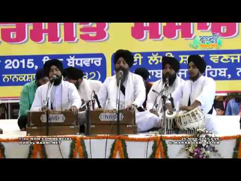 Bhai-Tejinder-Singhji-Khanne-Wale-At-G-Rakabganj-Sahib-On-25-November-2015