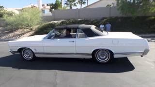 1967 ford galaxy 500 xl 390 big block at no reserve convertible