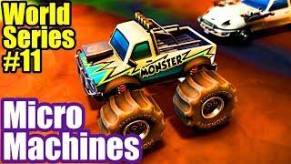 Micro Machines World Series [11] UNLOCKING RANKED MATCHES