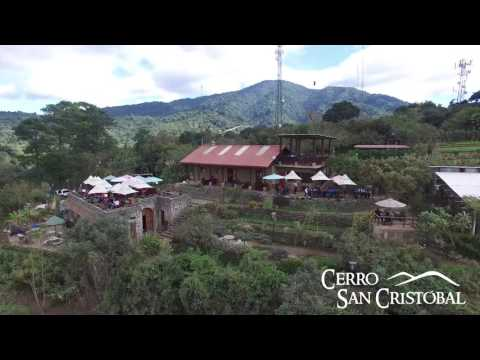 Restaurant Cerro San Cristobal, Antigua Guatemala