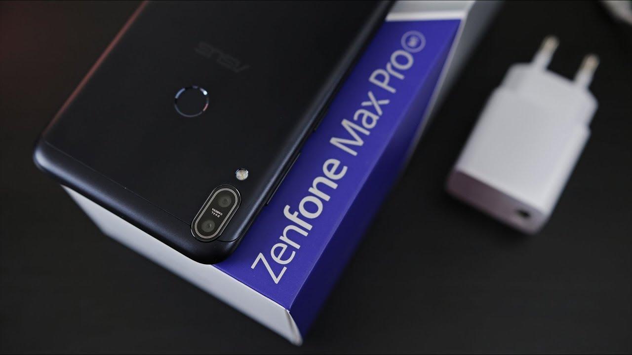 Hape Gaming Harga Miring Unboxing Asus Zenfone Max Pro M1 Youtube