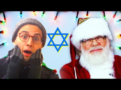 Jews Try Christmas For The First Time