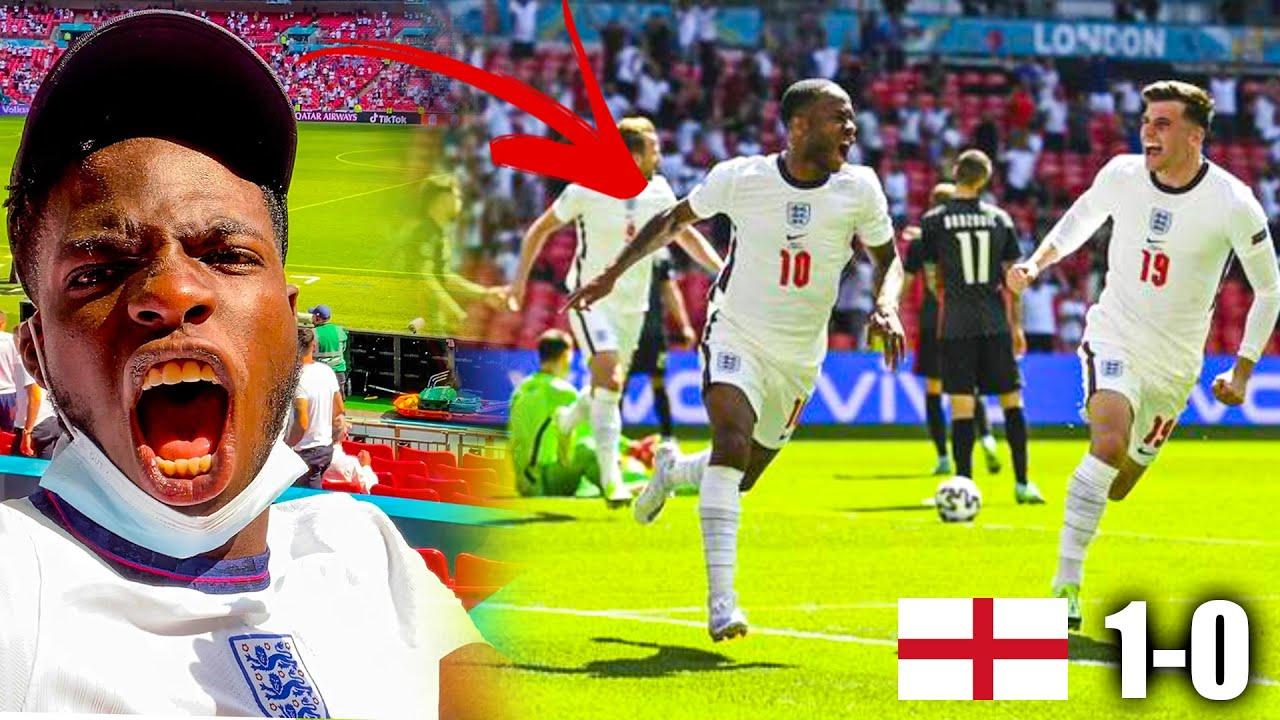 OMG STERLING!! ENGLAND vs CROATIA 1-0 FOOTBALL MATCH HIGHLIGHTS!! EURO 2020 SOCCER!!