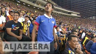 Gambar cover Malaysia cracks down on match-fixing in Southeast Asian Games