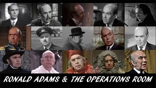 Audio From the Past [E08] - WW2 - Ronald Adams & the Operations Room Team (1945)