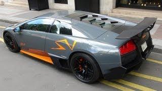 Lamborghini Murcielago LP 670-4 SuperVeloce China Limited Edition Videos