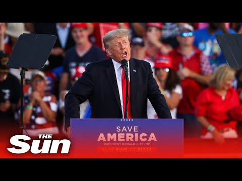 Alabama Trump rally for the Fourth of July cancelled due to concerns it would be too politically partisan