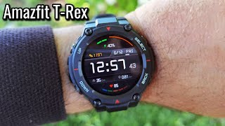 Amazfit T-Rex Smartwatch Review - I love it!