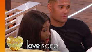 Yewande doubts her relationship with Danny Love Island 2019