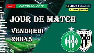 ASSE - ANGERS🟢le match commenté en live  ⚽Allez les Verts screenshot 2