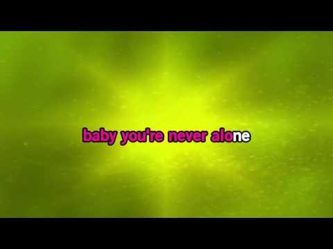 Karaoke - Never Alone (Instrumental w/NO BGVs) - J. Brickman/Lady Antebellum