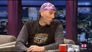 """Txarrena """"El Drogas"""" en Buenafuente -  Entrevista   Actuación"""
