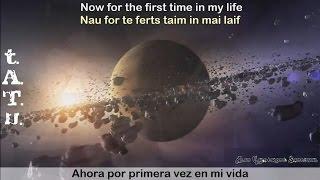 t.A.T.u. Stars - Lyrics, letra en español +Pronunciación