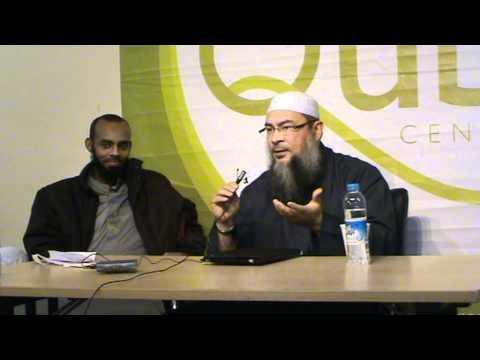 Controlling Jin In Islam Sheikh Asim Al-Hakim