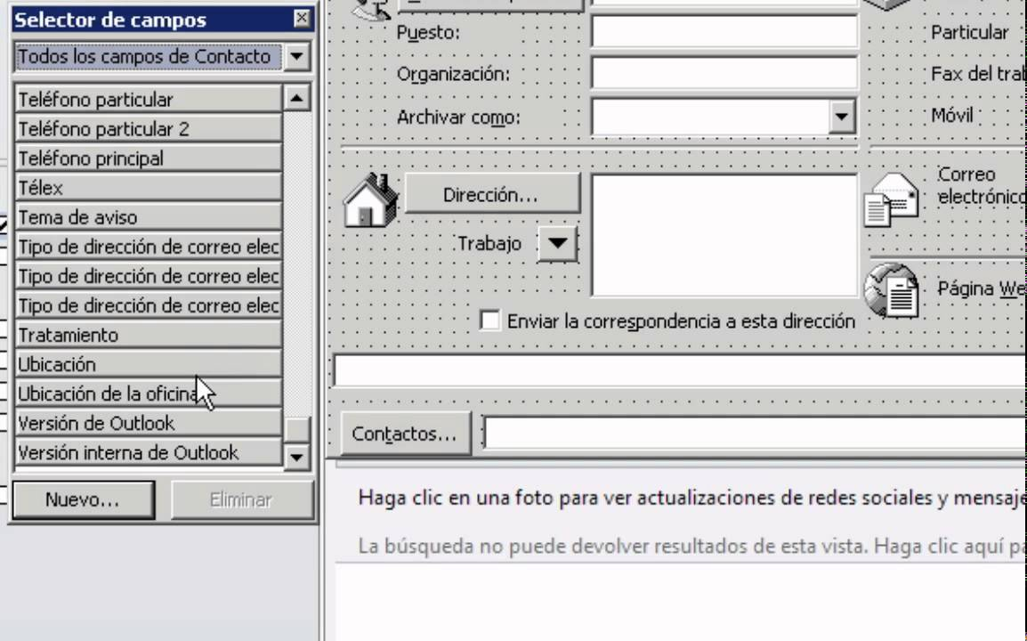 Crear formularios en Outlook 2010 - YouTube