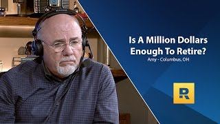 Is A Million Dollars Enough To Retire On?