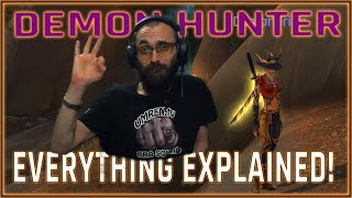 Demon Hunter in Freehold #3 - Fastest Leveling Boosting Route EXPLAINED   Full BFA DH Survival Guide