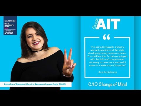AL752 - Business - Athlone Institute of Technology