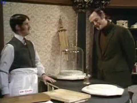 The Cheese Shop sketch, Monty Python