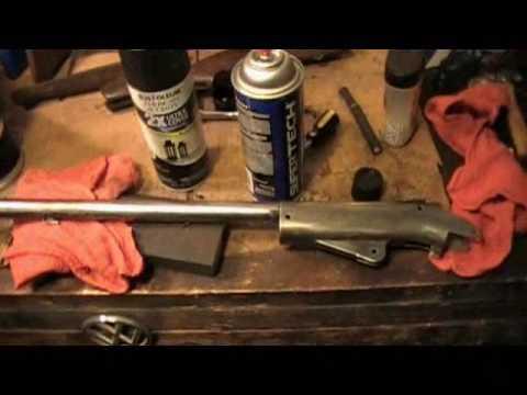 Fixing The Rusty Daisy Eagle BB Gun