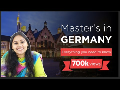 Masters In Germany | Free Admission, Top Universities, Application Process & More!