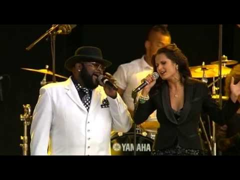 The Barry White Experience ft. Vanessa Iraci - All around the world - Belgium Rimpel Rock
