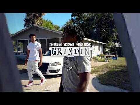 "Yount - ""Grindin"" Feat. Rob Lee Prod. Dravida X (Official Video)   DJI Mavic Pro Music Video"