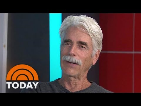 Sam Elliott: My New Film 'The Hero' Was Written Just For Me | TODAY