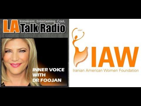 Iranian American Women's Leadership Conference - Khosravani & Meshkaty by Dr. Foojan Zeine