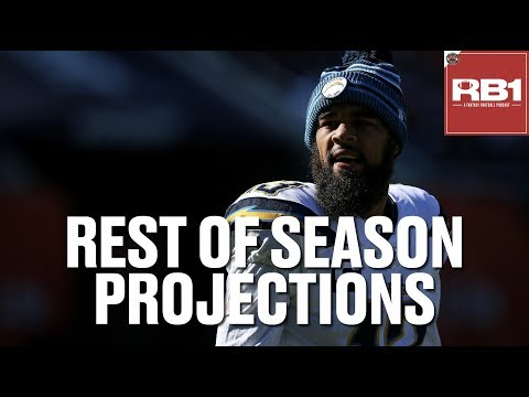 Fantasy Football Rest Of Season Projections