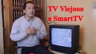 Convertir Televisor viejo a SmartTV Android | Gadgets Fácil