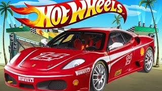 Hot Wheels / Хот Вилс. Гоночные МАШИНКИ - Обзор. Развивающий мультик для детей на русском