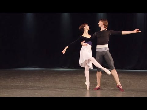 Carlos Acosta rehearses Don Quixote (The Royal Ballet)