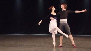 Carlos Acosta rehearses Don Quixote (The Royal Ballet)