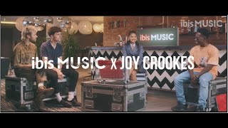 ibis MUSIC x Joy Crookes • ibis