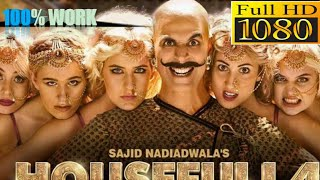 How to download housefull 4 full movie  hd/housefull 4 full movie kese download kare