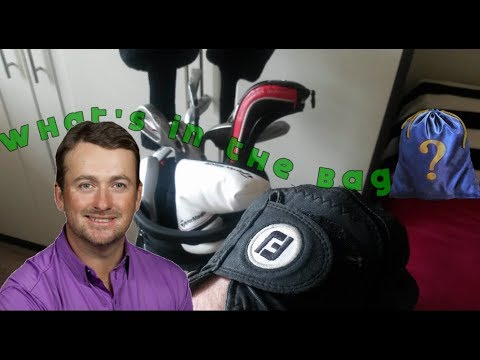 GMAC AT HOME Part 2 (whats in the bag?)  Graeme McDowell Parody