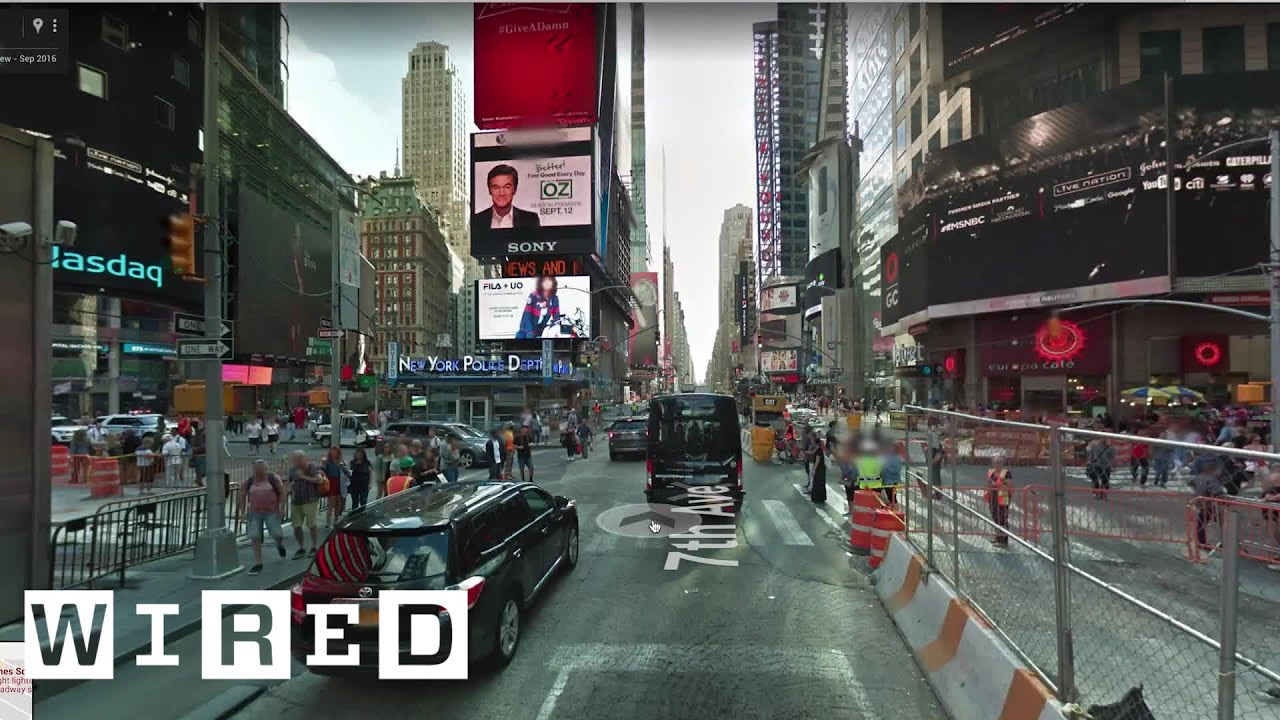 Epic Upgrades For Google Maps Street View Wired Youtube
