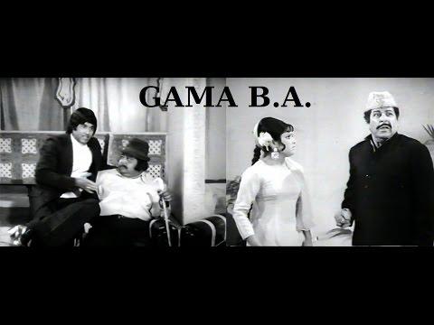 GAMA B.A. (1976) - MUMTAZ, MUNAWAR ZARIF, ILYAS KASHMIRI - OFFICIAL PAKISTANI MOVIE