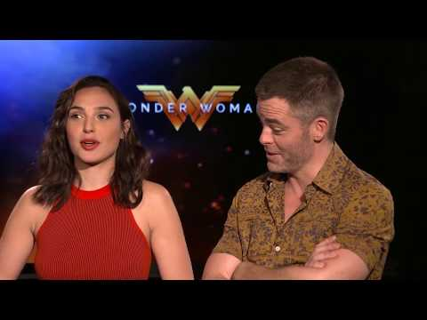 Gal Gadot on Bob Sponge | Wonder Woman Gal Gadot spongebob funny moments interview hebrew
