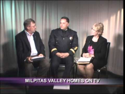 Valley Homes on Television: Milpitas Police Department