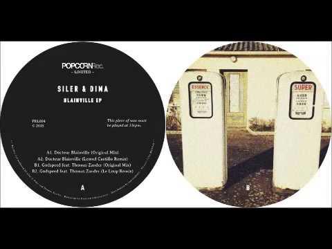 Siler & Dima - Godspeed feat. Thomas Zander (Original Mix)