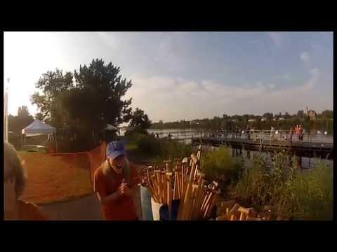 Paddle Me Anytime - Lake Superior Dragon Boat Festival 2012