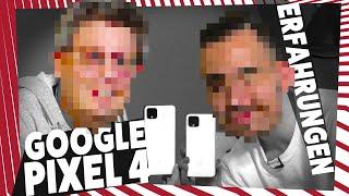 Google Pixel 4 & Pixel 4 XL - Unser Erfahrungsbericht (Deutsch)