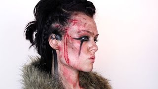 Vikings: Floki | Makeup Tutorial