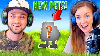 ALI-A + CLARE GET NEW PETS! - (Staxel #4)